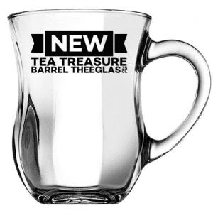 Tea Treasure Barrel